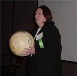 Nancy Gorny GIS & GPS Curriculum Specialist