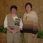 Patty Zriny &  Carol Przyzycki GIS & GPS Trainers